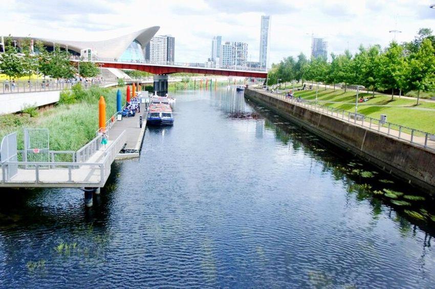 London Stratford River Scenery #Showcase July