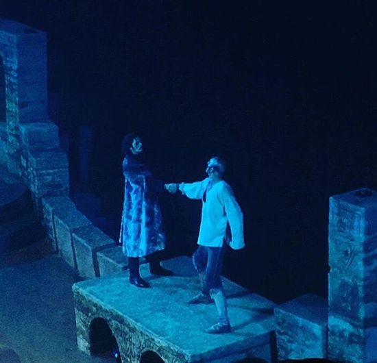 Frankenstein and the Creature, The Minack Theatre, Cornwall Minack Theatre Minack Cornwall Cornwall Uk Theatre Theatres  Theatrelife Frankenstein Frankensteinsmonster Acting Actor Actors Amazing Show Mylife Thingsiliketodo Passion