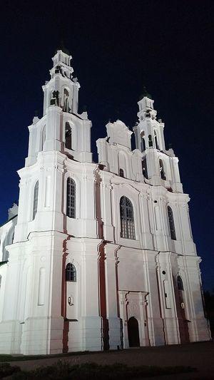 Sophia Cathedral Polotsk PolotskCity Sophia Sophia Cathedral Arhitecture Photography Arhitecture Beautiful Wow!!😋 Look Inside This...