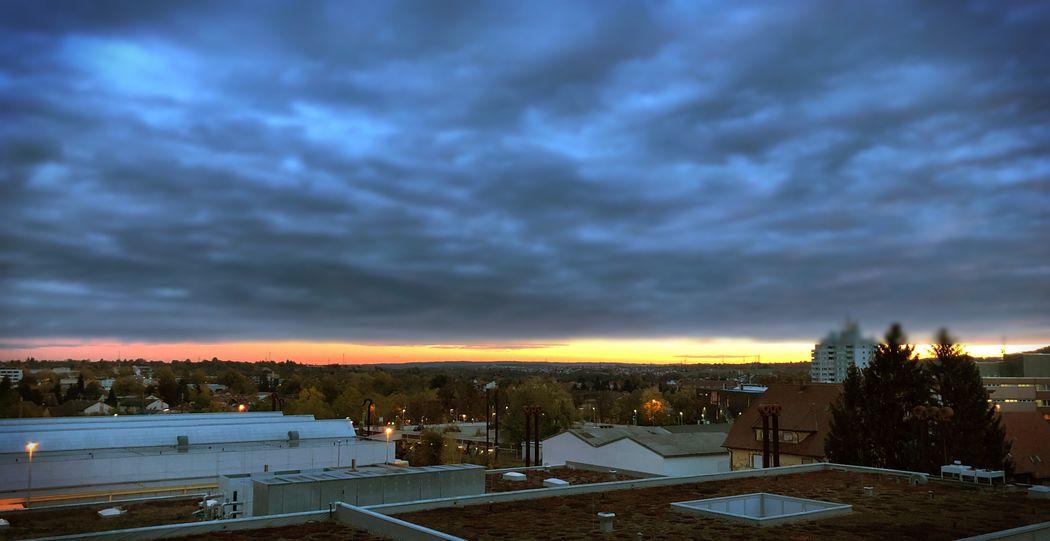 Sunrise Cloud - Sky City