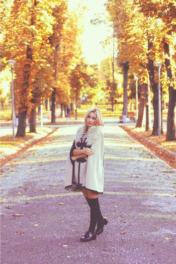 Autumn Fashion Me Fall Time