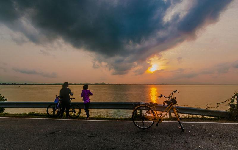 Sky Bicycle