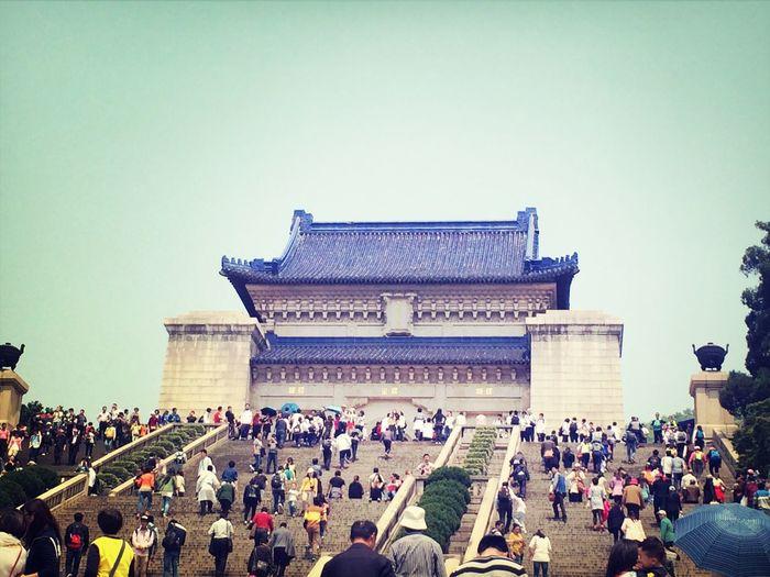Nanjing.China 中山陵