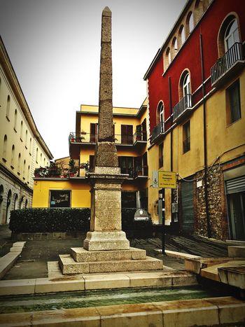 Italy Italia Campania Benevento Sannio Egipto Egipt Old Architecture My New Life  My Passion ❤ My Point Of View My Passion My Town EyeEm Best Shots Showcase: February Obelisco Egizio 1 sec d.c.