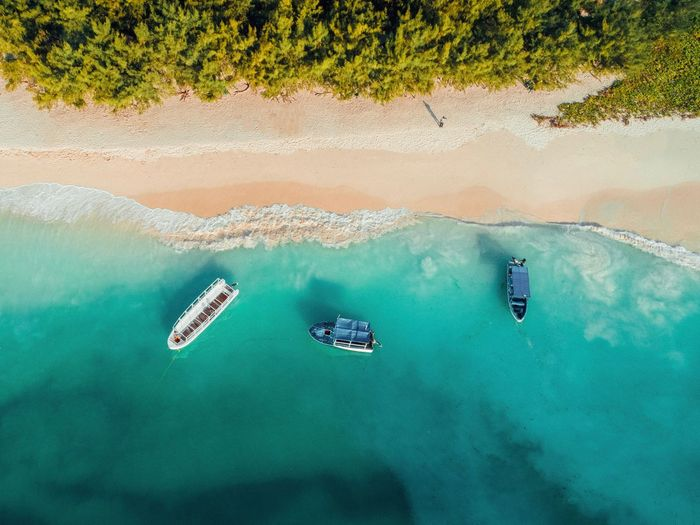 Little boats Waves, Ocean, Nature Island Dji Phantom 4 Pro Wallpaper Droneshot Dronephotography Water High Angle View Nature Day Nautical Vessel Land Aerial View Scenics - Nature Mode Of Transportation Tranquility Turquoise Colored Waterfront Beach Beauty In Nature Sea Outdoors The Great Outdoors - 2018 EyeEm Awards The Traveler - 2018 EyeEm Awards