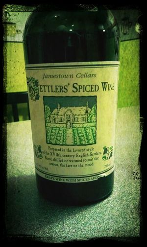 Windchill? Perfect season for this wine.