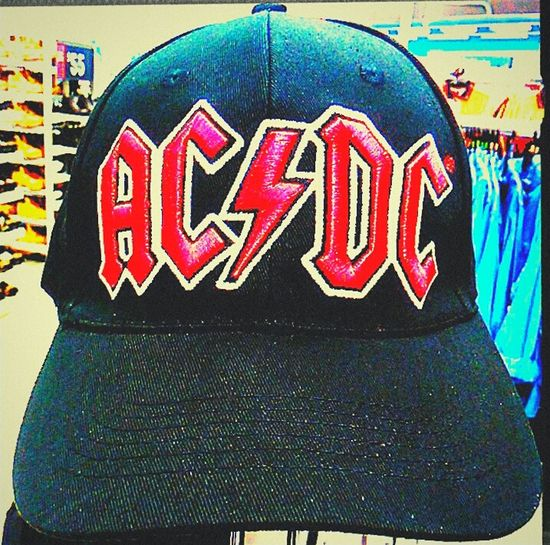 Ball Cap AC/DC AC~DC Rock'n'Roll Baseball Cap Acca/dacca Bands Ac Dc  Ball Caps ACDC Rock N' Roll  For Those About To Rock...we Salute You!!!  Rock N Roll Rock And Roll Baseballcaps Baseball Caps Ballcap Ballcaps Baseballcap Accadacca Rock & Roll Rock'n Roll Youshookmeallnightlong Acdctour ROCK ON!