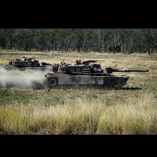 Australian Army M1A2 Abrams tanks Australia Adf Australian Army M1A2 Abrams