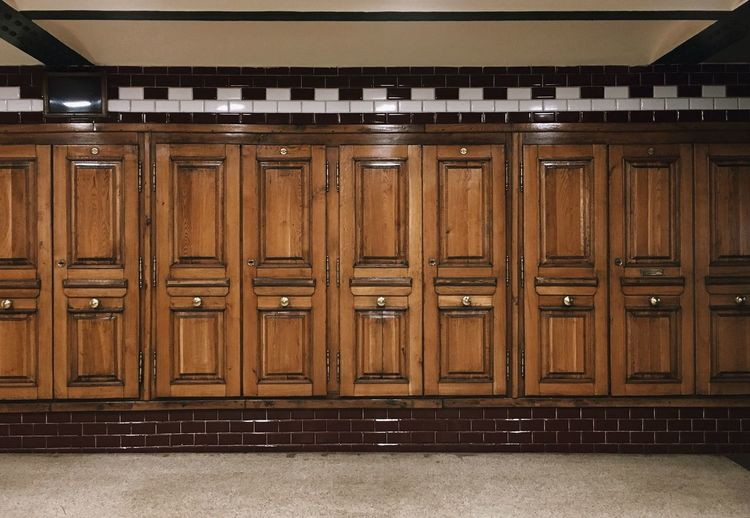 155 Bajcsy-Zsilinszky út 1896 Subway Station Hungary Central Hungary Budapest Pest Terézváros District VI Built Structure History City Life Wooden Door Tiles Interior Metal Beams Neighborhood Map