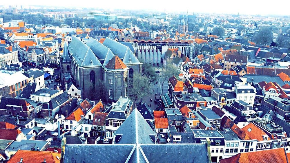 My town ✌🏼 The Nederlands Zwolle Overijssel View View Form The Church Church De Peperbus Architecture City Roof Cityscape No People Outdoors Panoramic Bulding Urban Skyline Ambiance Beatiful