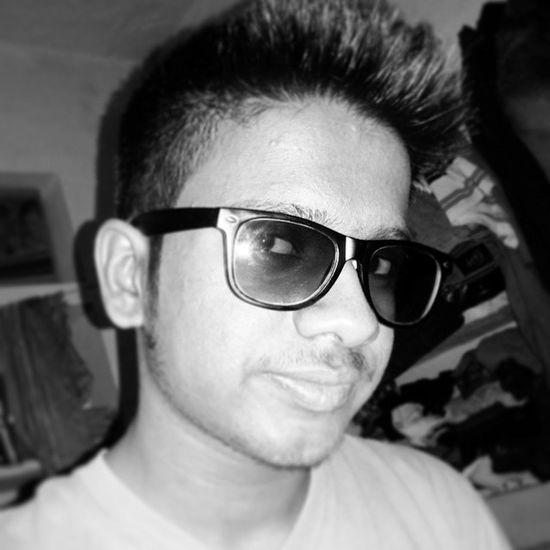 Random_click Selfie :-) ;-)