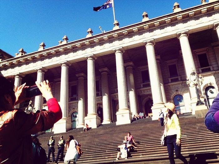 Turistiando Enjoying Life People Melbourne