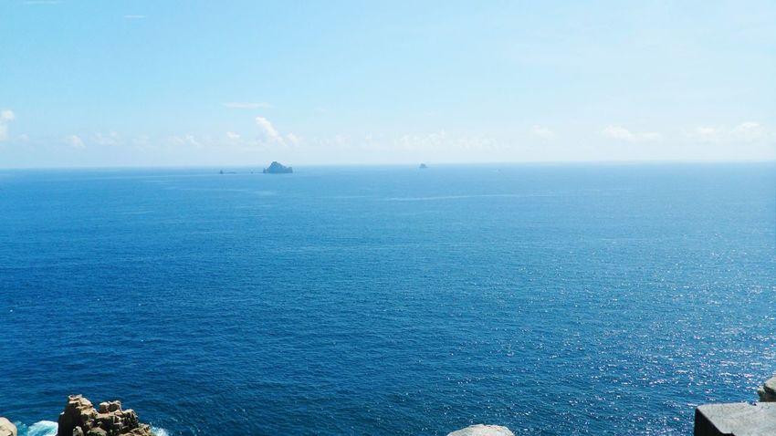 Blue Sea Korea Somaemuldo Island Cool Beautiful Nature Comeon World