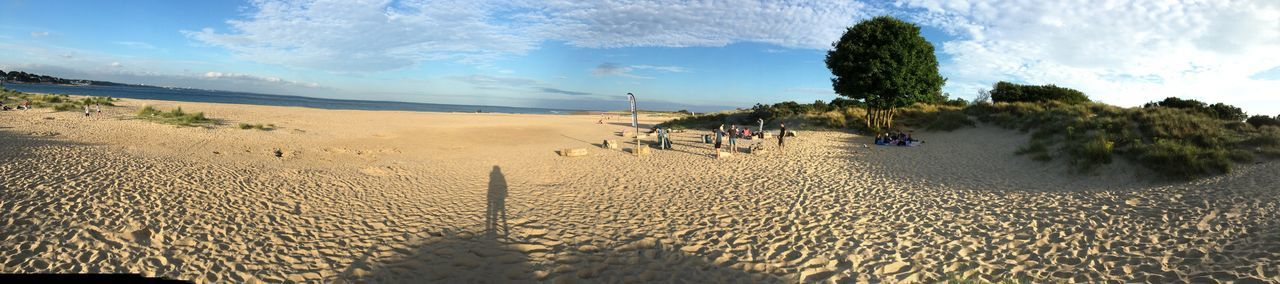 Shell Bay Dorset English Channel Dorset Coast Sea View Golden Sands July 2016 Panorama 43 Golden Moments Purbeck this is the totally unspoilt Golden Sands on The Studland Peninsula. Opposite to Sandbanks. A truly amazing beach. 😃
