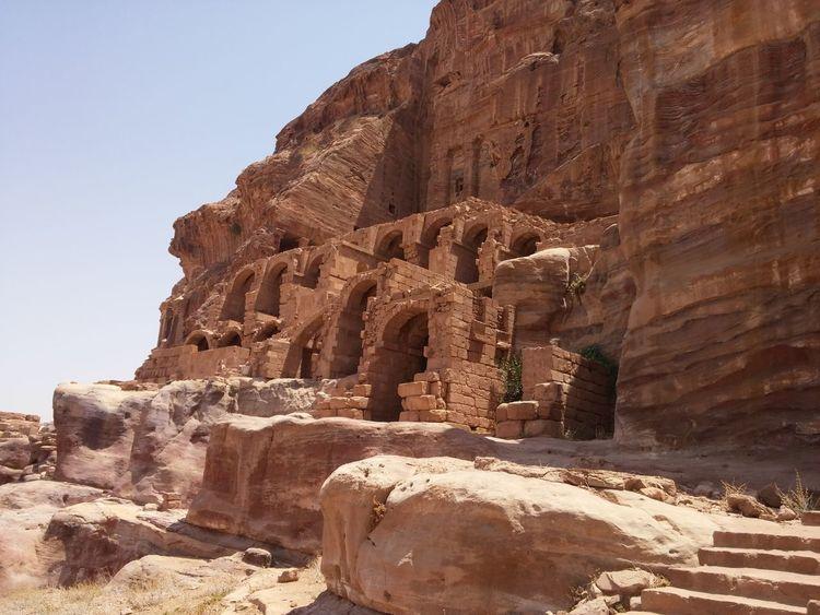 Petra EyeEm Selects Travel Destinations Old Ruin Rock - Object Tourism Travel Desert Ancient