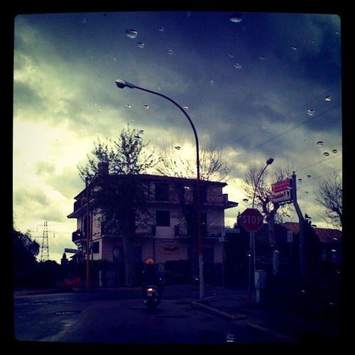Cloud Rain Fondi