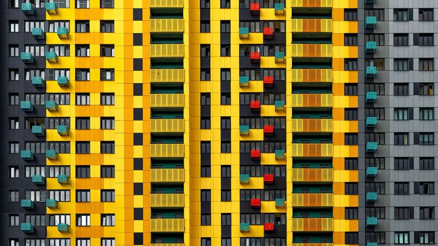 Multi Colored Yellow No People Choice Full Frame Variation Backgrounds Pattern Arrangement Repetition In A Row Communication Indoors  Business Finance And Industry Abundance Technology Close-up Architecture Large Group Of Objects Still Life