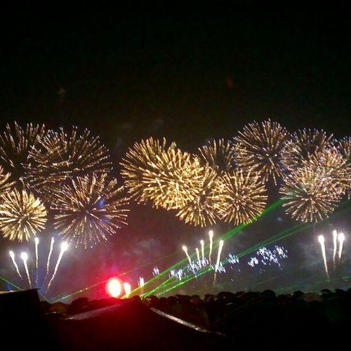 Еще салют за 275 миллионов во  Владивосток на  саммит  АТЭС APEC2012