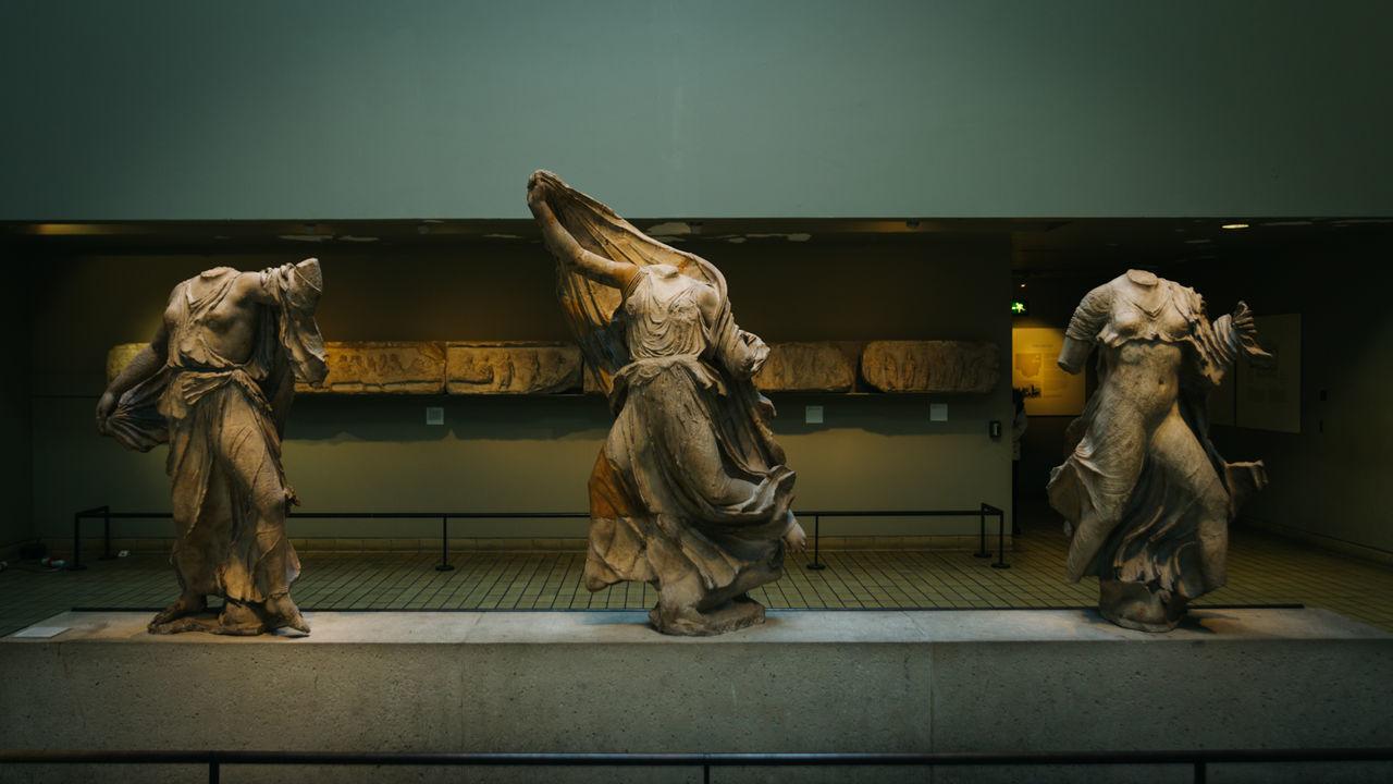 statue, sculpture, art and craft, human representation, no people