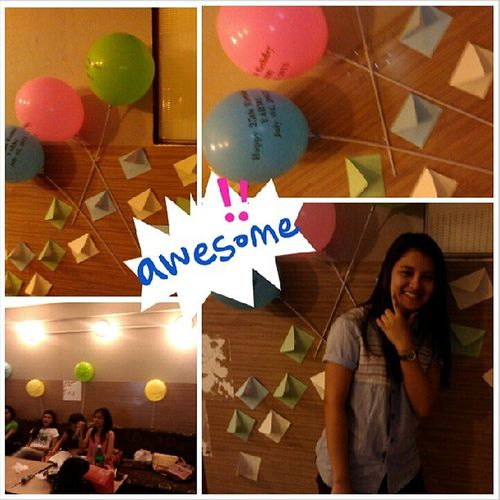 Surprise party! ♥ 4thofjuly MyBirthday