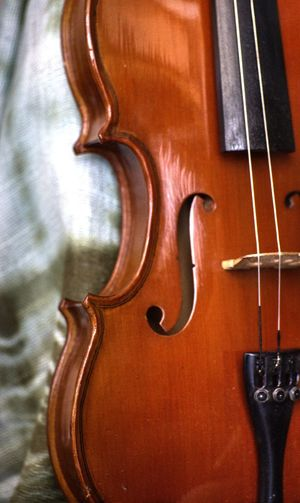 Brown Classical Music Close-up Instrument Music Music Musical Instrument Playing Violin Violin Instrument Strings True Love I'm New, Haha, Do They Do The Whole Hash Tag Thing Here? Anyways, Here's My Violin :) [a: