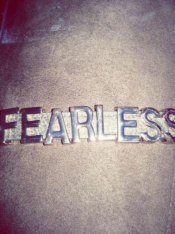 FEARLESS Affirmation Bracelet BCBG