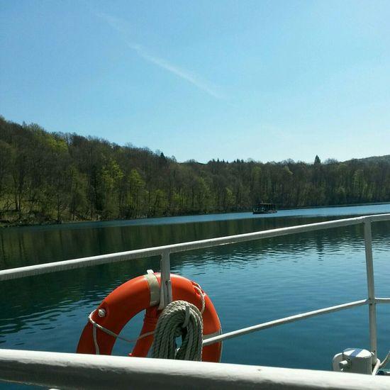 Croatia Holiday With Family Splitvice Love Lac Bateau