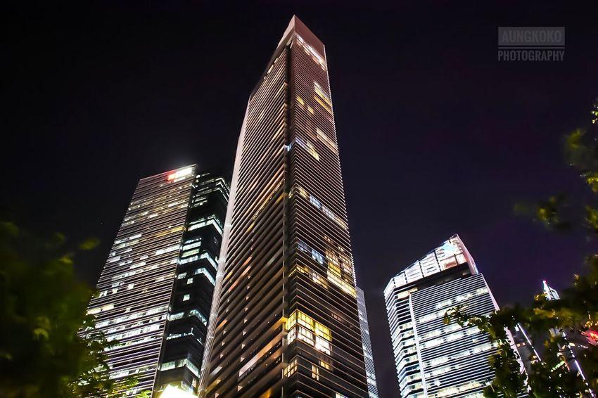 Architecture Modern Tall - High Built Structure City Urban Skyline