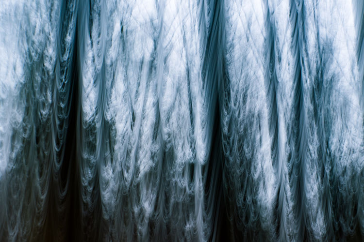 Backgrounds Full Frame No People Close-up Pattern Nature Day Panoramic Textured  Textile Indoors  Beauty In Nature Blue Abstract Still Life Vulnerability  Winter Ice Green Color Sachsenwald Abstraktekunst