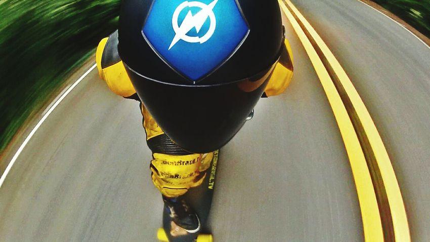 Downhillskateboarding Downhillspeed Rio De Janeiro Brasil
