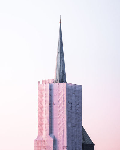 Architecture Church Façade Gradient Minimalist Minimalist Architecture Pink Architectural Detail Architectural Feature Architecture Architecturelovers Building Building Exterior Built Structure Clear Sky Evening Sky Gradiented Sky Minimalism Minimalist Photography  Minimalobsession Minmalism Modern Office Building Exterior Sky Tower The Still Life Photographer - 2018 EyeEm Awards The Architect - 2018 EyeEm Awards
