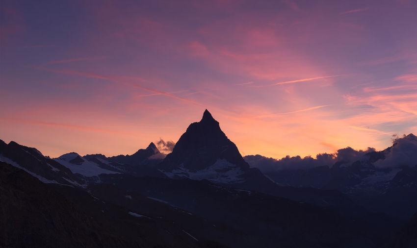 Matterhorn Sky