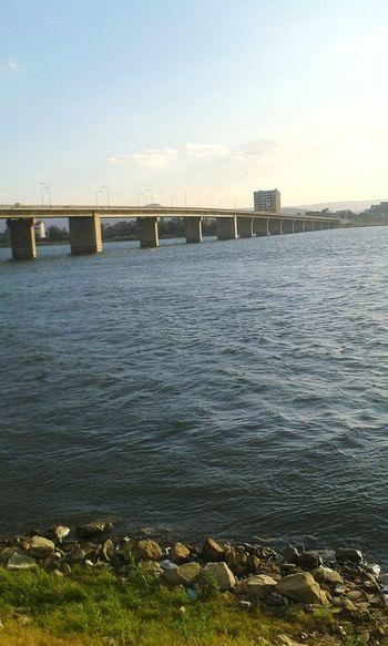 The Nile River Korneesh😍 Qena Egypt