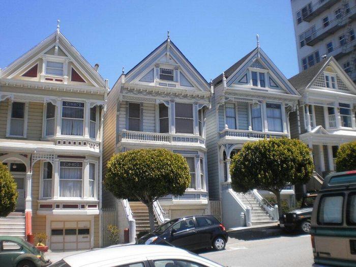 Streetphotography Building San Francisco