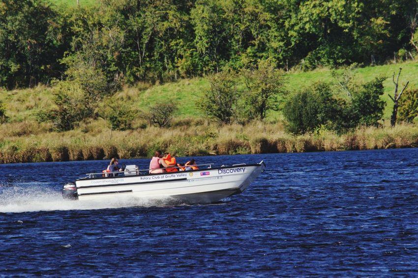Tree Water Nautical Vessel Men Togetherness Women Sailing River Rafting Sky Jet Boat Water Sport Boat