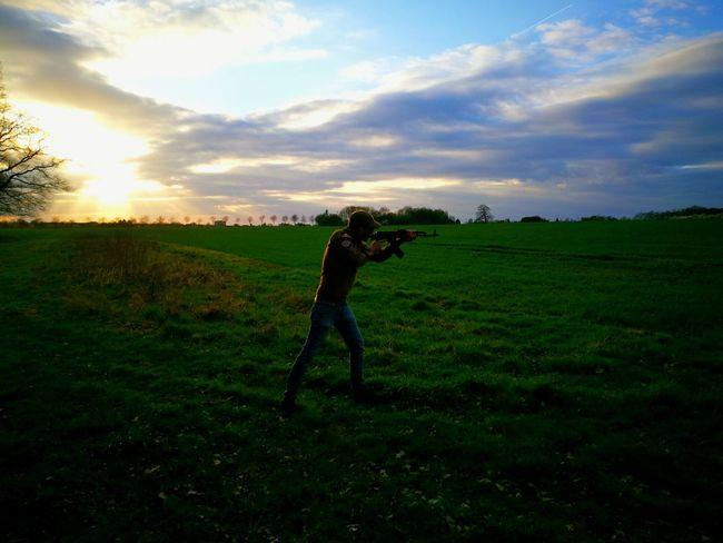 Miltary Kalashnikov Security Ypg❤ypj