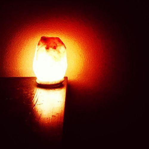 Himalayan Salt Lamp Saltlamp Himalayan Himalayansaltlamps Glow Nightlight Healinglight