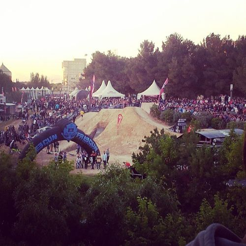 Fise Montpellier Bmx  Mountainbike