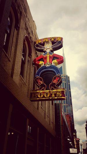 Nashville. Color Portrait Nashville