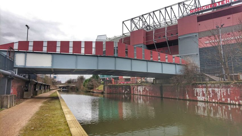 Reflection Waterway Canal Prison Architecture Built Structure Bridge - Man Made Structure