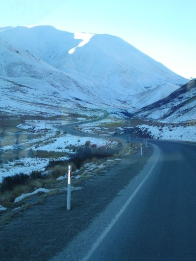 NZ South Island Roadside Shots Roadside Snow Roadsidephotography Snow And Light Snow And Sky Snow Mountain Snow Mountains Snow On The Ground Snow Valley Snow Valley