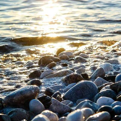 Rocks Rock Stones Stone sasso sassi roccia rocce mare sea piaggia riva bagnasciuga