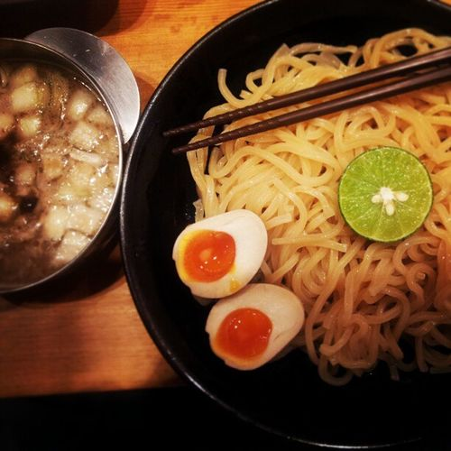 It's Ramen time!!! Asari Gyokai Tsukemen Noodle Ramen