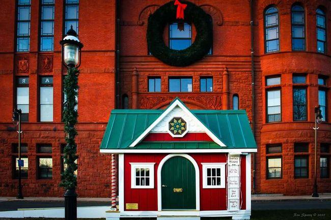 Santa House Rockville CT Santaclaus Christmas Time Xmas