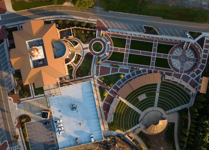 Sugar Hill City Hall. Phoenixaerialsusa DJI Mavic Pro Sugar Hill Dji Aerial Photography Architecture Aerial View Sugarhillbowl Aerialphotography