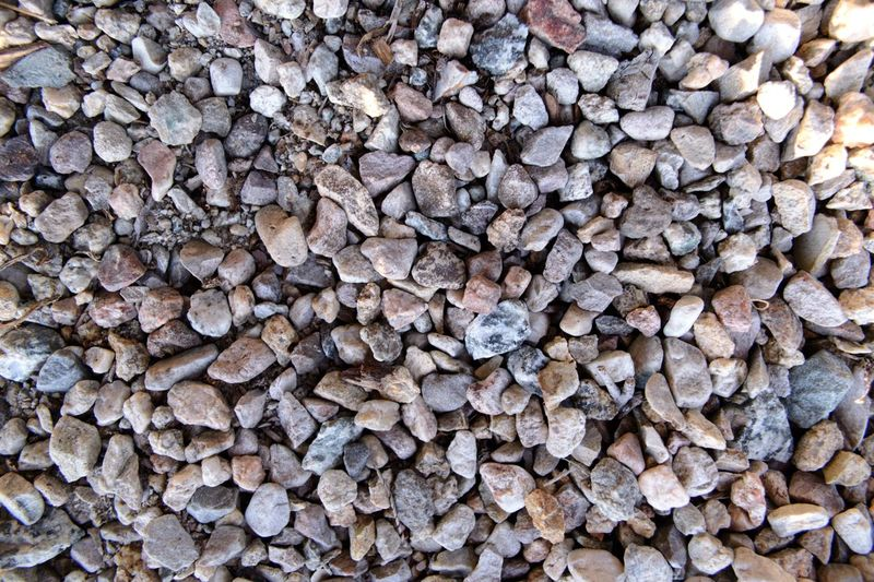Gravel Stones Rocks Full Frame Backgrounds Abundance Timber Stack Log Wood Large Group Of Objects No People Close-up Textured  Repetition
