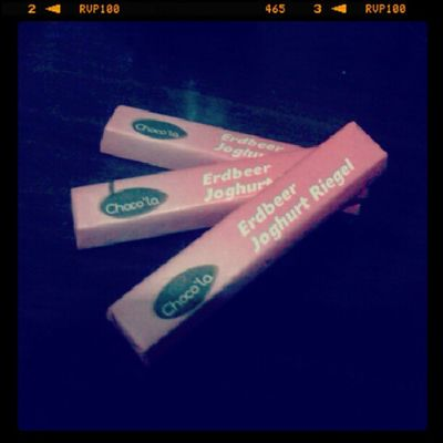 .so yummy :) with strawberry in it.,.. hehehe