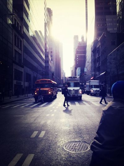 Keep Walkin'. Streetphotography Newyork Skrill IT Far From Home IPhoneography
