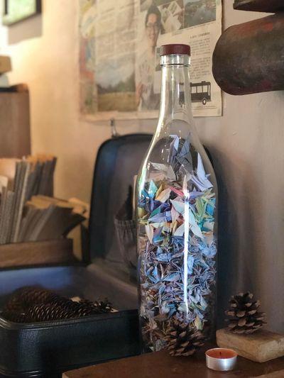 Bottle full of
