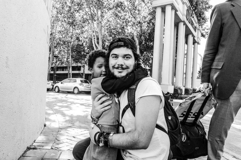 helped a lost boy the other day who recognised me from photographing on the streets. Street Portraits Streetphotography Documentaryphotography Lost Child HERO Pretoria Marius Bester
